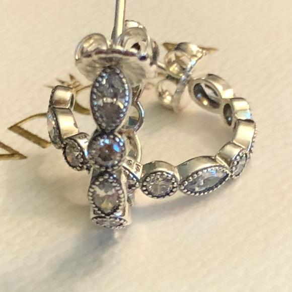79d0fc1db Pandora Alluring Brilliant Marquise Earrings. M_5bdbaa45d6dc52f243e96468